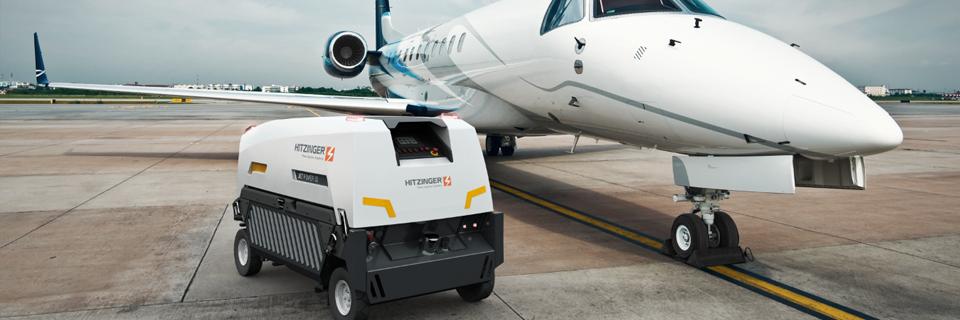 Airport Ground Power Units : Hitzinger uk rotary diesel ups airport ground power